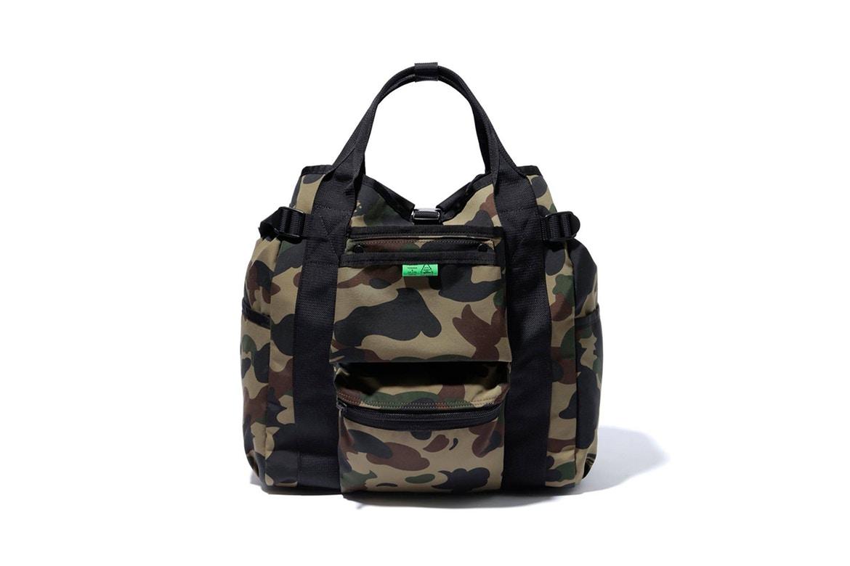 Bape x porter camo accessories mr informal for Bape x porter backpack
