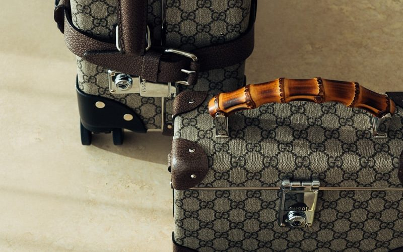 70e68d3f5 Gucci x Globe-Trotter - Carry-On Collection | mr. informal